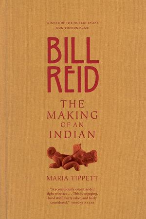 Bill Reid by Maria Tippett
