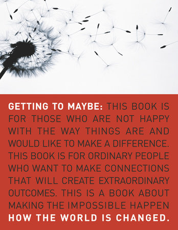 Getting to Maybe by Frances Westley, Brenda Zimmerman and Michael Patton