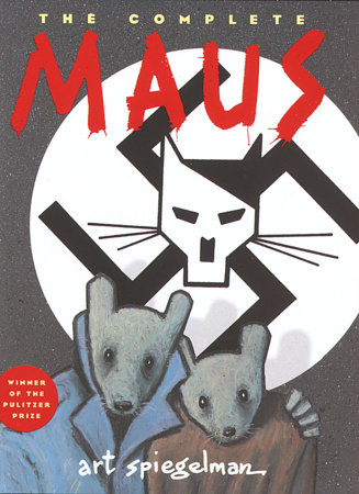 The cover of the book The Complete Maus