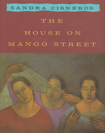 The cover of the book The House on Mango Street