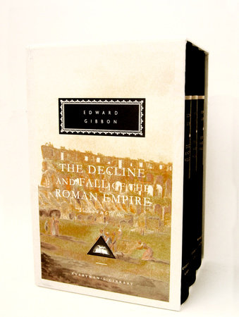 The Decline and Fall of the Roman Empire, vol. 4-6 by Edward Gibbon