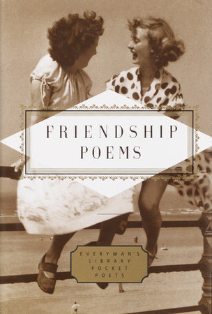 Friendship Poems by