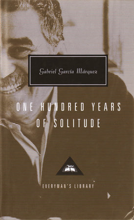 The cover of the book One Hundred Years of Solitude