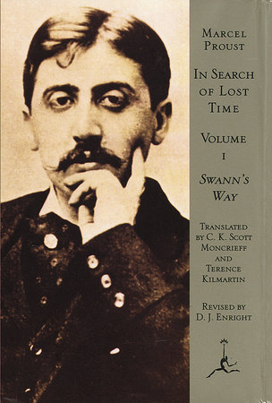 In Search of Lost Time, Volume 1 by Marcel Proust