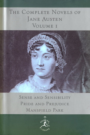 The Complete Novels of Jane Austen, Volume I by Jane Austen