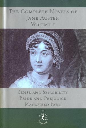 The Complete Novels of Jane Austen, Volume I by Jane Austen