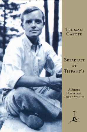 Breakfast at Tiffany's Book Cover Picture