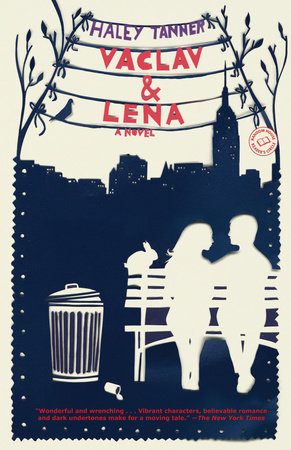 Vaclav & Lena by Haley Tanner