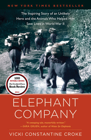 Elephant Company by Vicki Croke