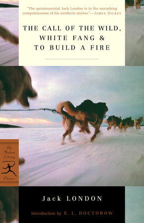 The Call of the Wild, White Fang & To Build a Fire by Jack London