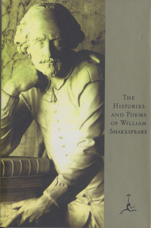 The Histories and Poems of Shakespeare by William Shakespeare