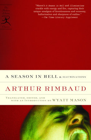 A Season in Hell & Illuminations by Arthur Rimbaud