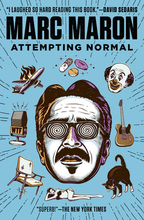 Attempting Normal by Marc Maron