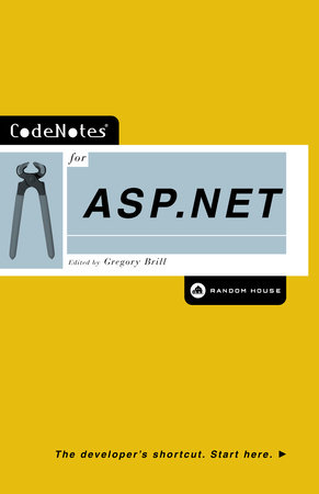 CodeNotes for ASP.NET by
