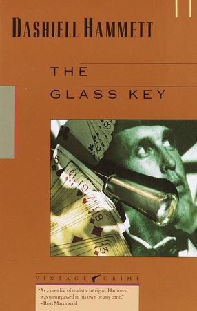 The Glass Key by Dashiell Hammett