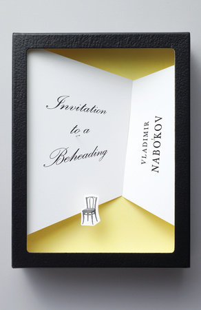 The cover of the book Invitation to a Beheading