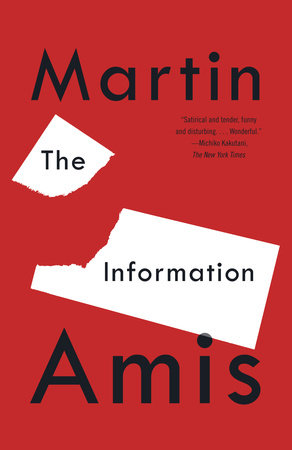The cover of the book The Information
