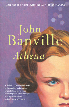 The cover of the book Athena