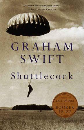 Shuttlecock by Graham Swift