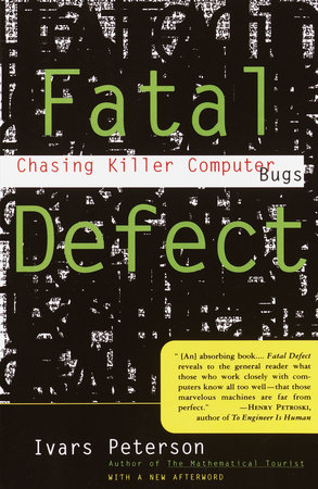 Fatal Defect: by Ivars Peterson