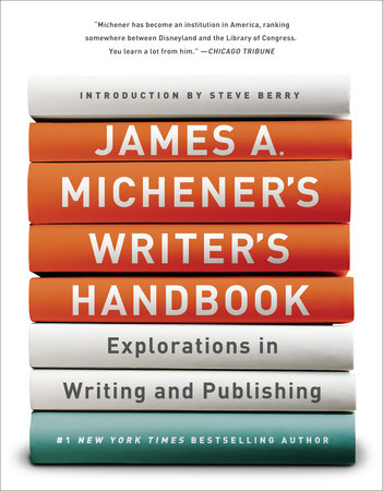 James A. Michener's Writer's Handbook by James A. Michener