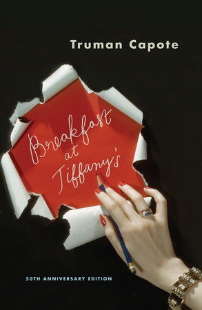 The cover of the book Breakfast at Tiffany's