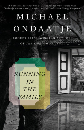 The cover of the book Running in the Family