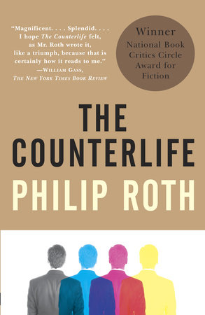 The Counter Life by Philip Roth