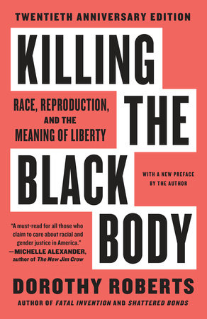 The cover of the book Killing the Black Body