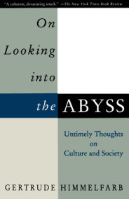 On Looking Into The Abyss
