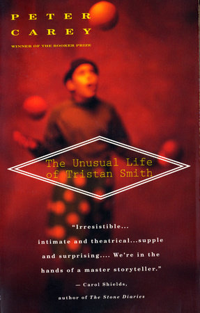 The cover of the book The Unusual Life of Tristan Smith