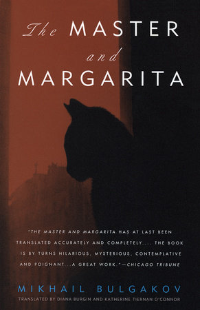 The Master and Margarita Book Cover Picture