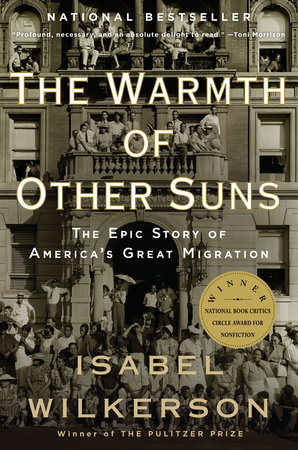 The cover of the book The Warmth of Other Suns