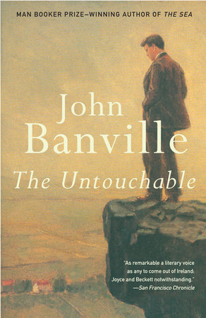 The cover of the book The Untouchable