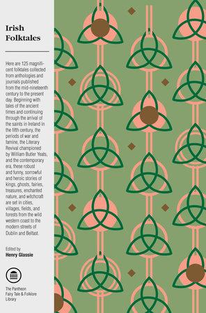 IRISH FOLKTALES by Henry Glassie
