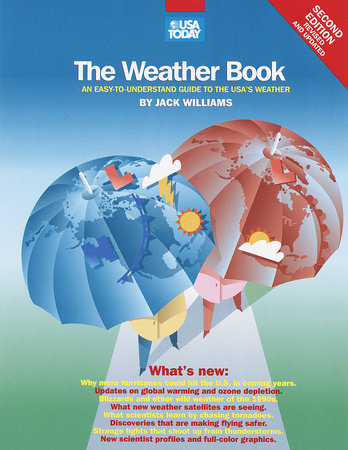 The USA Today Weather Book by Jack Williams