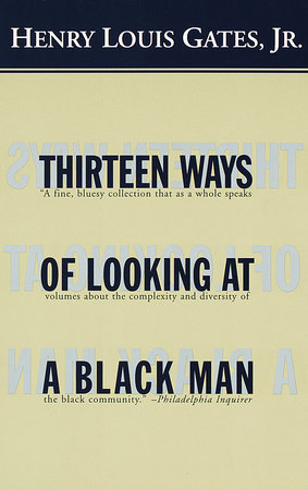 The cover of the book Thirteen Ways of Looking at a Black Man