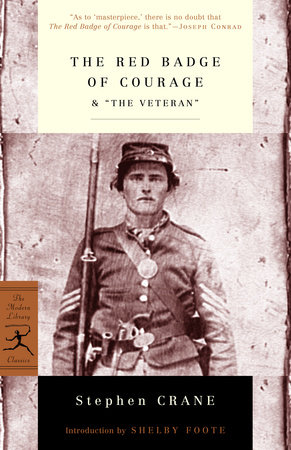 "The Red Badge of Courage & ""The Veteran"" by Stephen Crane"