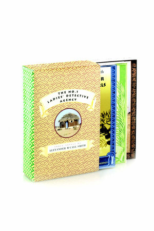 NO.1 LADIES' 3-BOOK BOX by Alexander McCall Smith