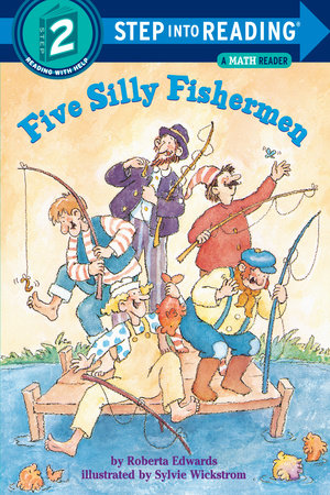 Five Silly Fishermen by Roberta Edwards