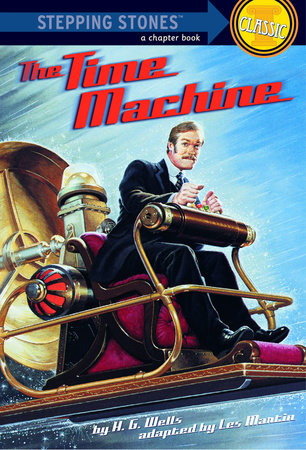 The Time Machine by H.G. Wells