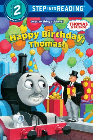 Happy Birthday, Thomas! (Thomas & Friends) by Rev. W. Awdry