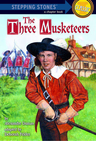 The Three Musketeers by Debbie Felder