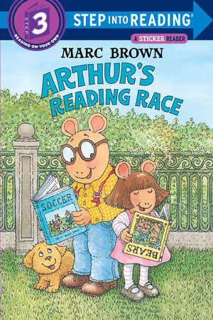 Arthur's Reading Race by Marc Brown