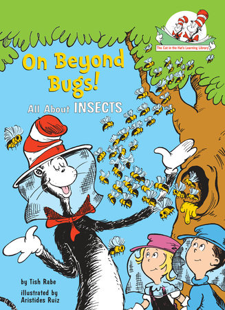 On Beyond Bugs by Tish Rabe