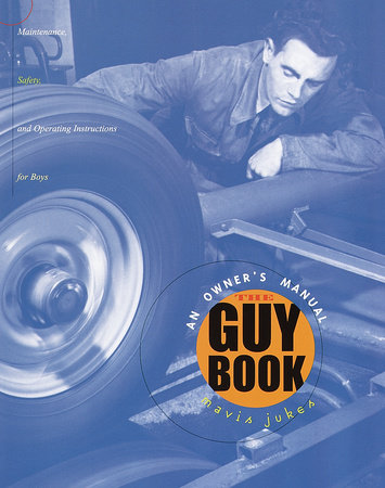 The Guy Book by Mavis Jukes