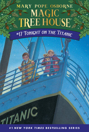 Tonight on the Titanic by Mary Pope Osborne