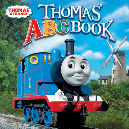 Thomas' ABC Book (Thomas & Friends) by Rev. W. Awdry
