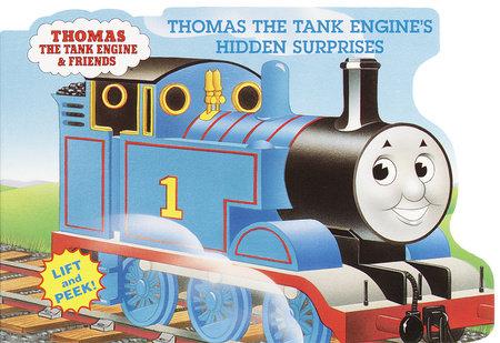Thomas the Tank Engine's Hidden Surprises (Thomas & Friends) by Rev. W. Awdry