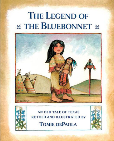 Legend of the Bluebonnet by Tomie dePaola